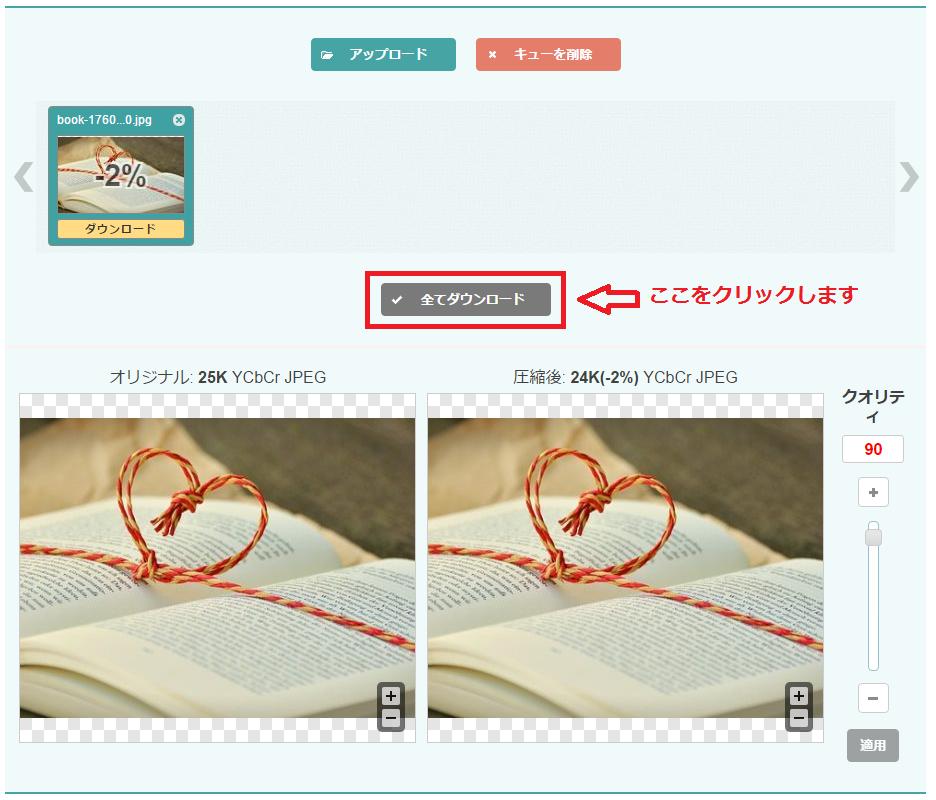 PageSpeed Insightsの「画像を最適化する」を修正する方法